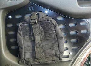 Heps Designs Xterra Rear Door Molle ('05+)